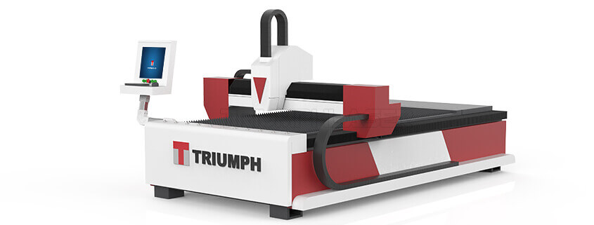Advertising fiber laser cutter
