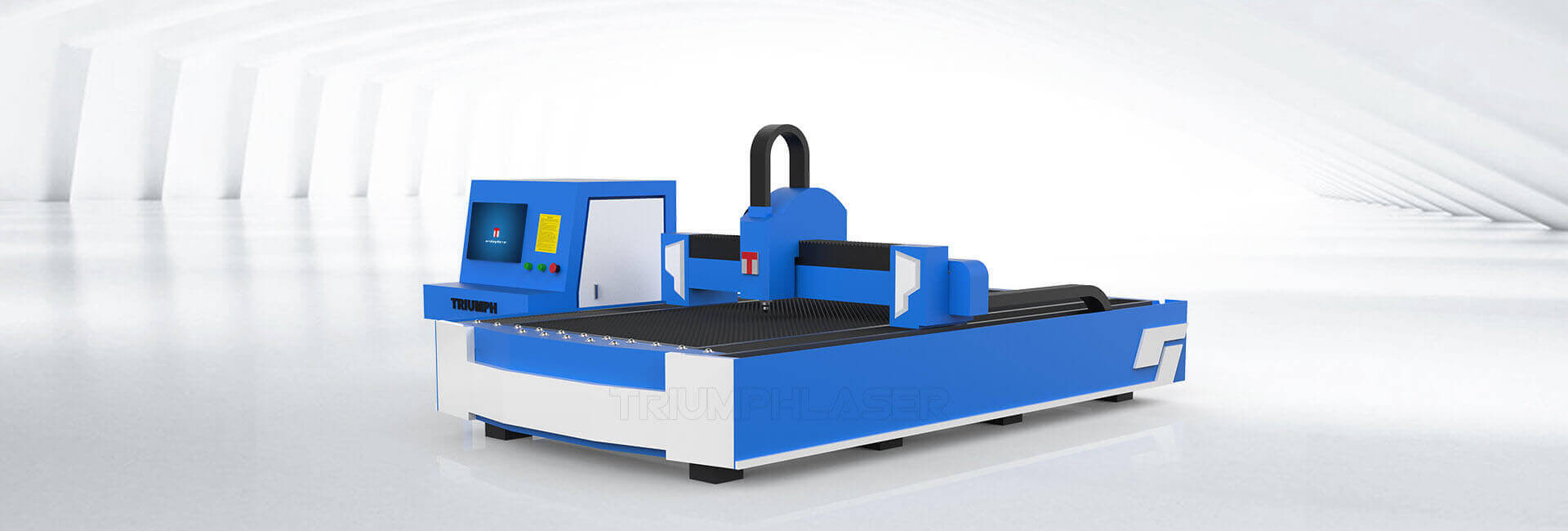 Advertising fiber laser cutting machine B-series
