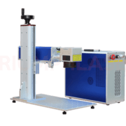 Desk style mopa fiber laser marking machine