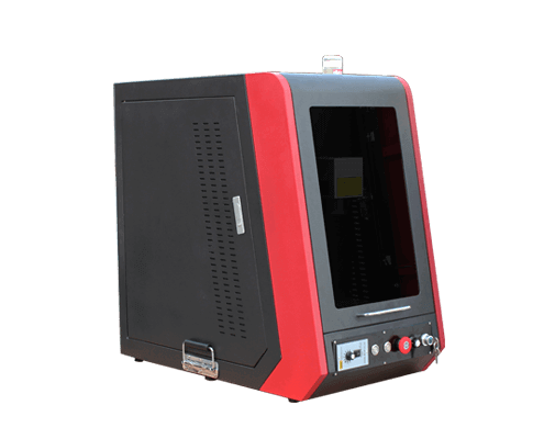 Enclosed type fiber laser marking machine 3