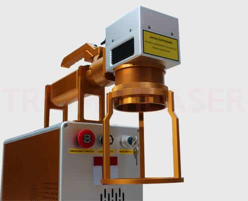 Hand Held Fiber Laser Marking Machine (1)