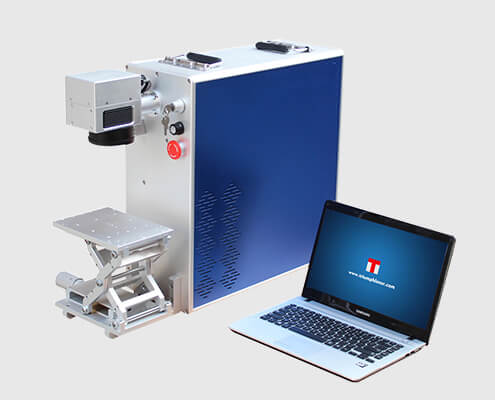 portable fiber laser marking machine F20M