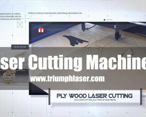 Triumphlaser Laser Cutting Machine