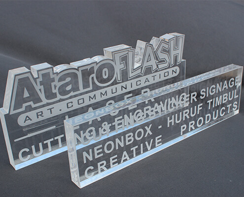 acrylic laser cutting