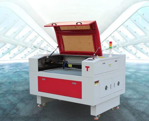 auto focus laser cutting machine 80w