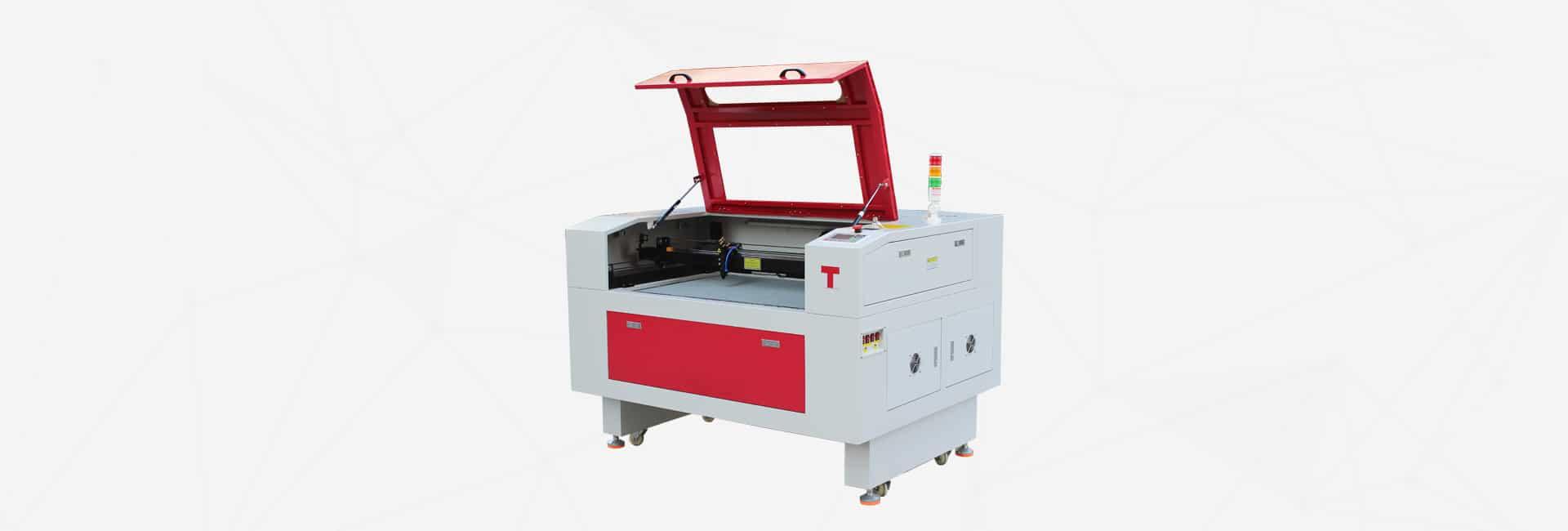 auto focus laser cutting machine banner