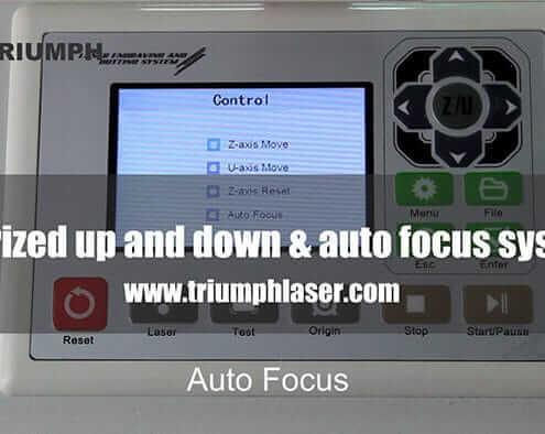 auto focus system