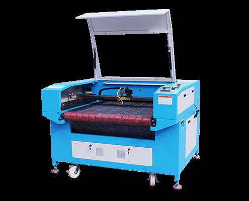 autofeed laser cutting