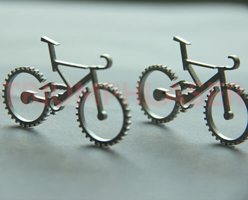 bike fiber laser cutting