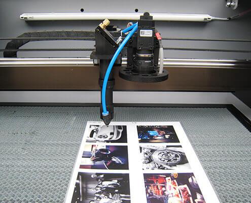 ccd laser cutting