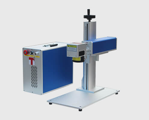 desk style laser marking machine