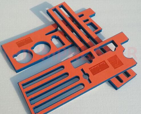 eva laser cutting