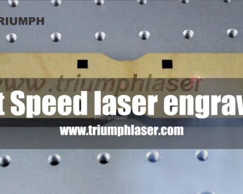 fast peed co2 laser marking machine