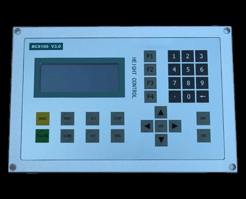 fiber laser cutter operating system