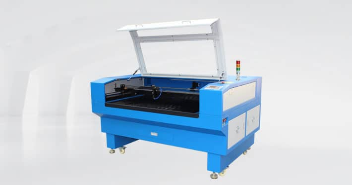 laser cutting machine 1390 banner