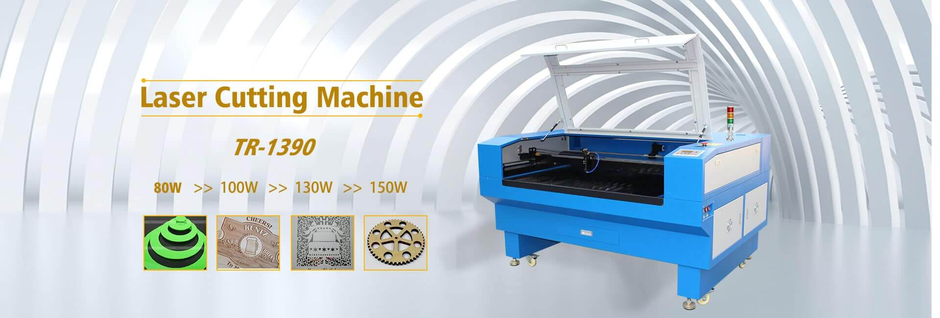 laser cutting machine 1390 high quality