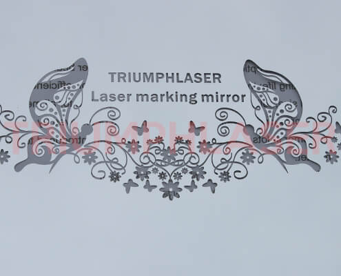 laser marking mirror