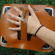 leather laser cutting ipad