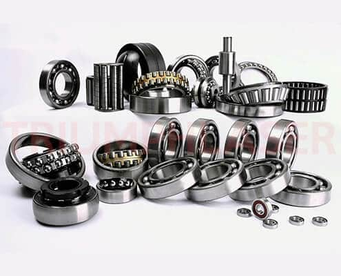 machine spare parts industry