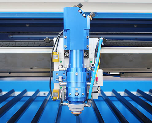 metal laser cutting head